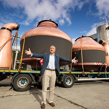 The Spirits Business – Reynier's Waterford Distillery Starts Production